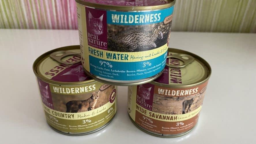 Real Nature Wilderness – Nassfutter Test
