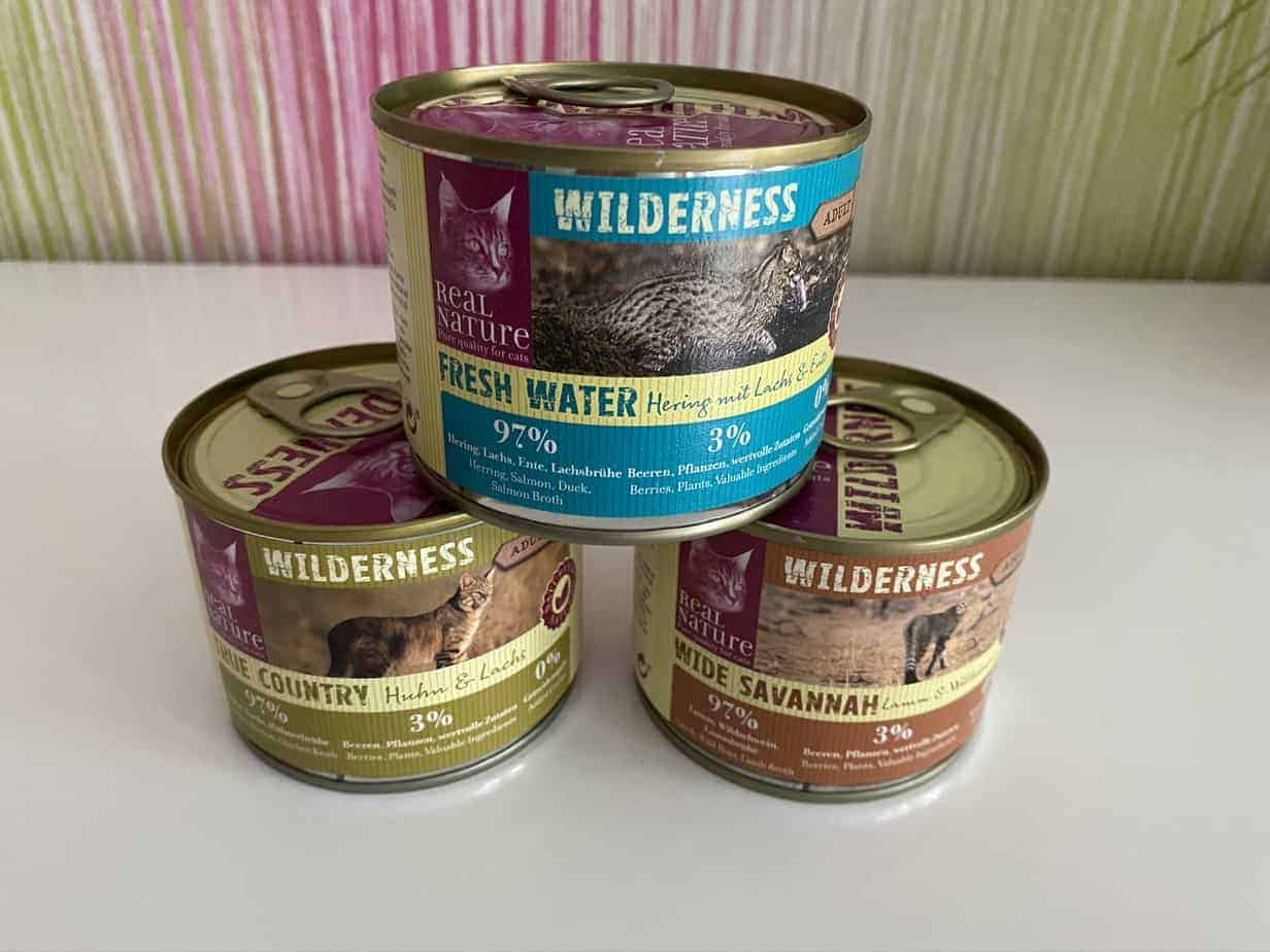 Real Nature Wilderness – Wet Food Test